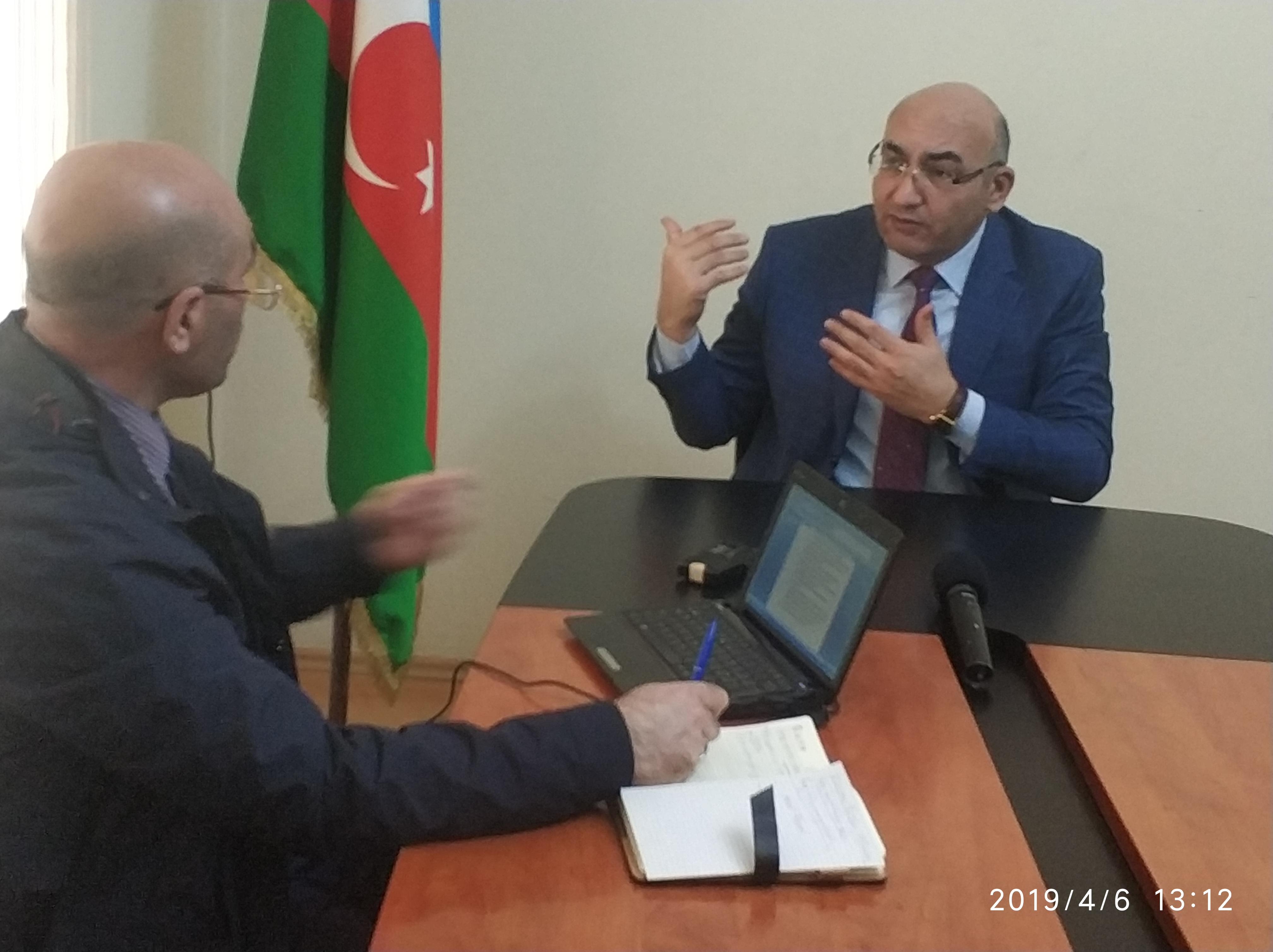 """İqbal Ağazadə: """"Azərbaycanın Bütövləşməsinə doğru gedən bütün yollar Şuşadan keçir"""""""