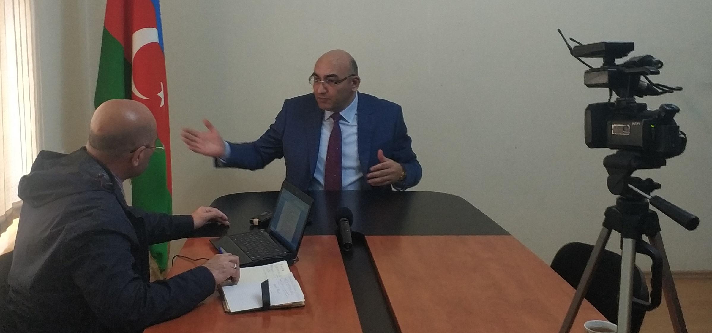 """Iqbal Ağazadə: """"Bu obyektləri Azərbaycanın silahlı qüvvələri dərhal dağıtmalıdır"""""""