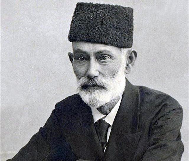 Картинки по запросу həsən bəy zərdabi ailə həyatı