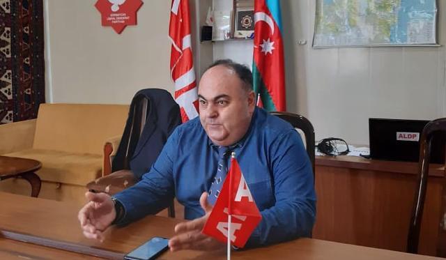 ALDP sədri BİZİ təbrik etdi